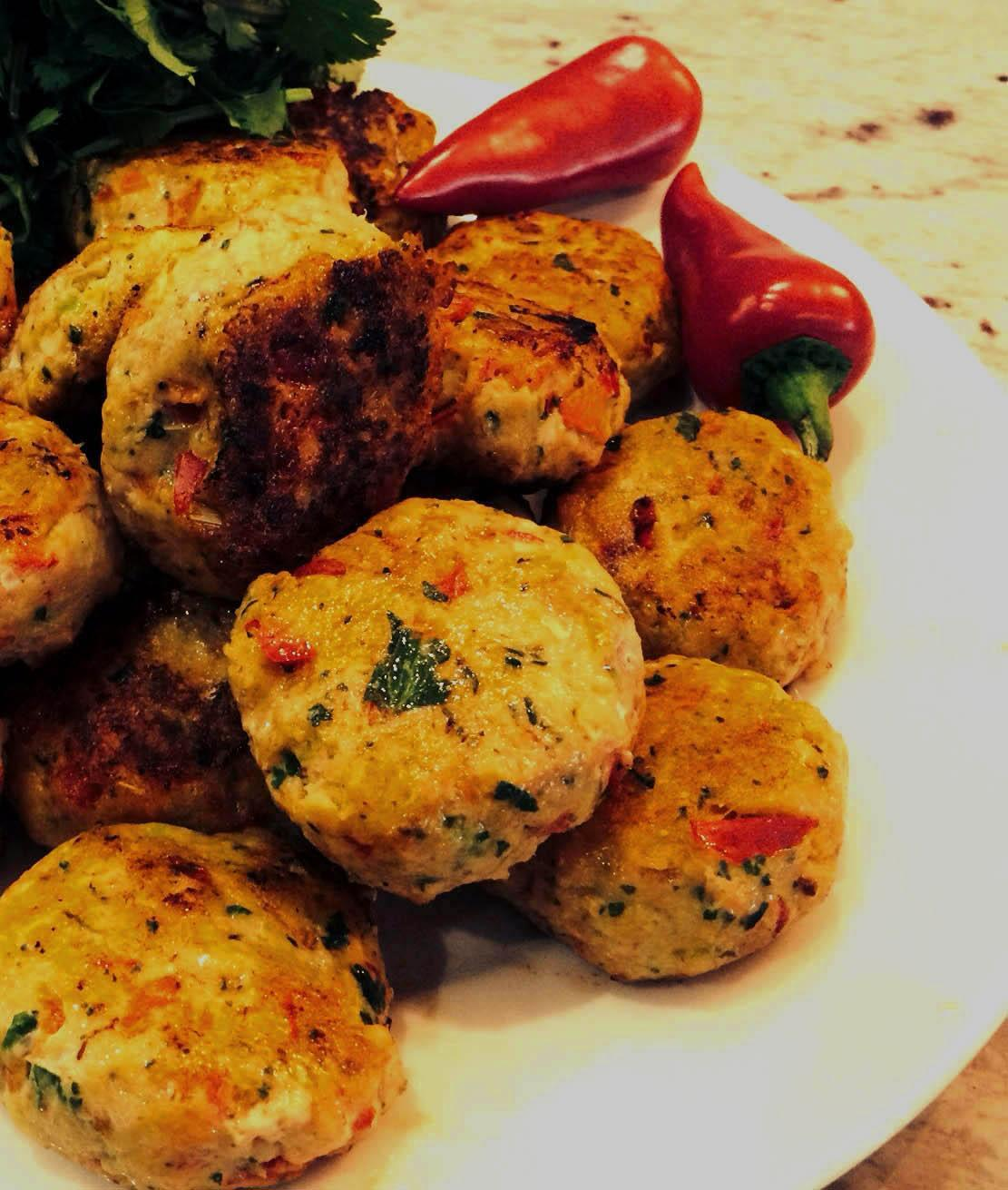 Emma Evans Spicy Fish Cakes