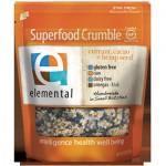 elemental superfood crumble