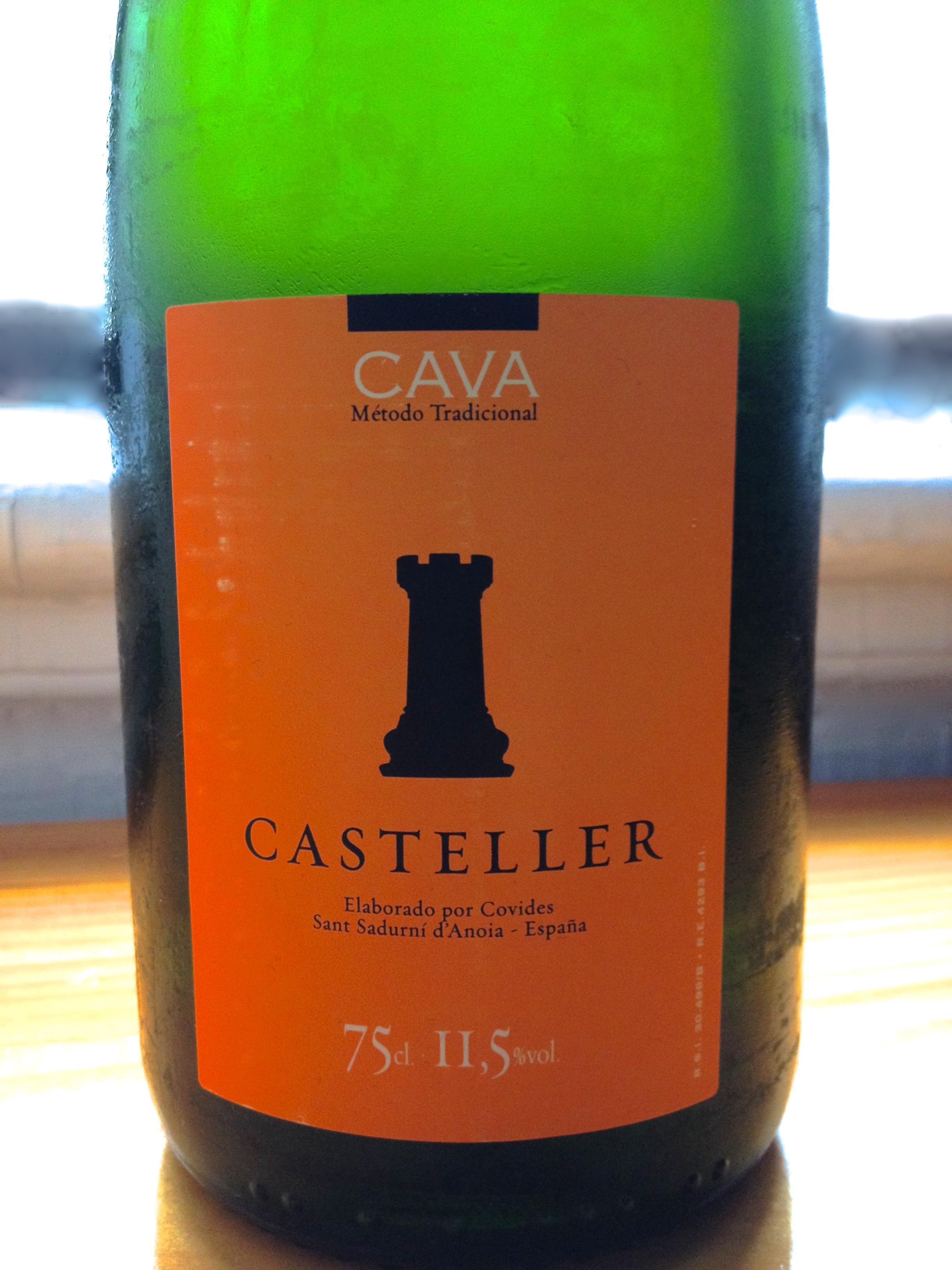Casteller Brut Cava 2