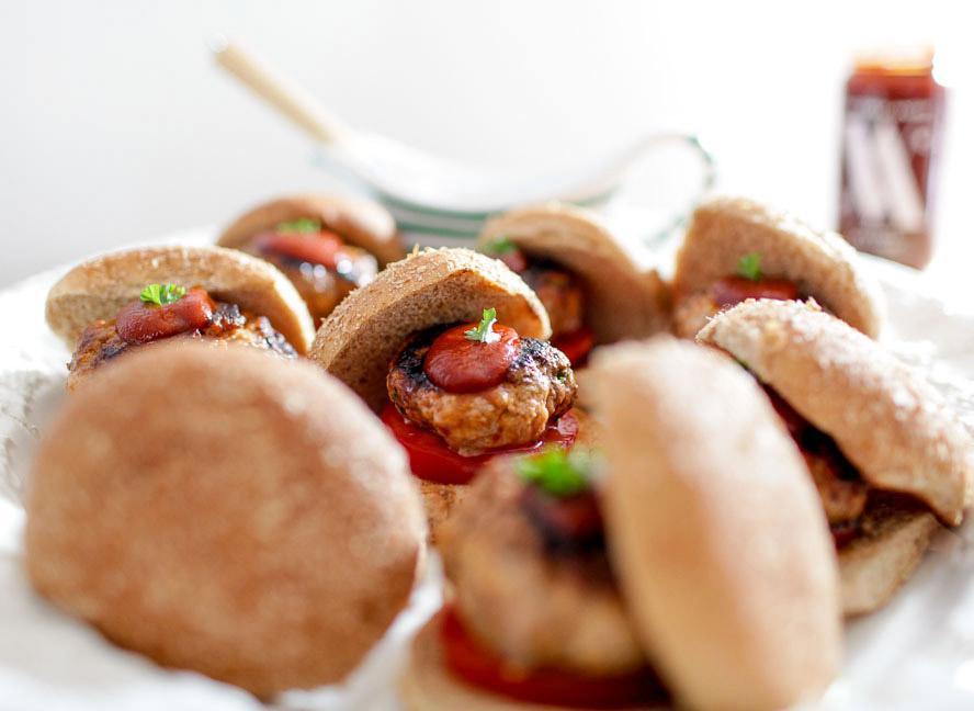 smokey bbq hamburger recipe