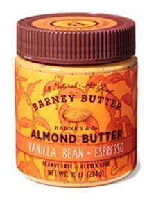 Almond Butter Vanilla Bean & Espresso