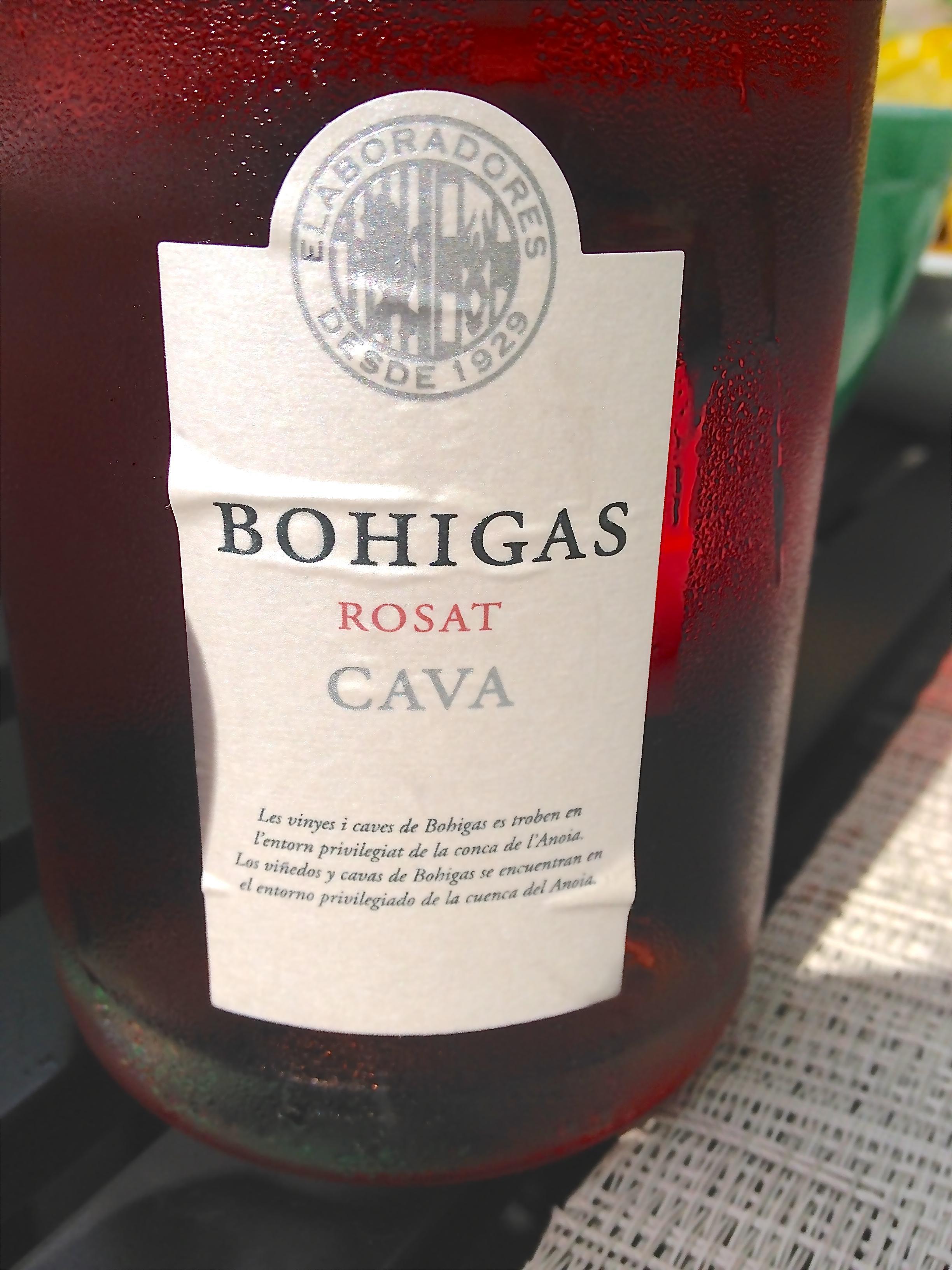 Fermí Bohigas Rosat Cava, Catalonia, Spain 2
