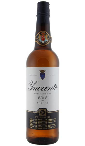 "Valdespino, ""Inocente"" Fino, Macharnudo Alto, Jerez, Andalucía, Spain 1"