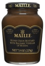 Maille Honey Dijon with Balsamic of Modena