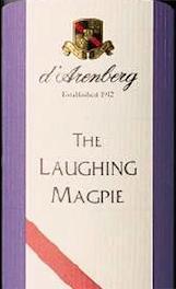 """2009 d'Arenberg """"The Laughing Magpie"""", McLaren Vale, Australia 1"""