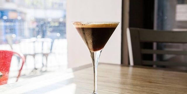 Amoro Amore Coffee Cocktail