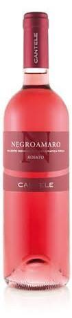 2013 Cantele, Negroamaro Rosato, Salento IGT, Puglia, Italy 8