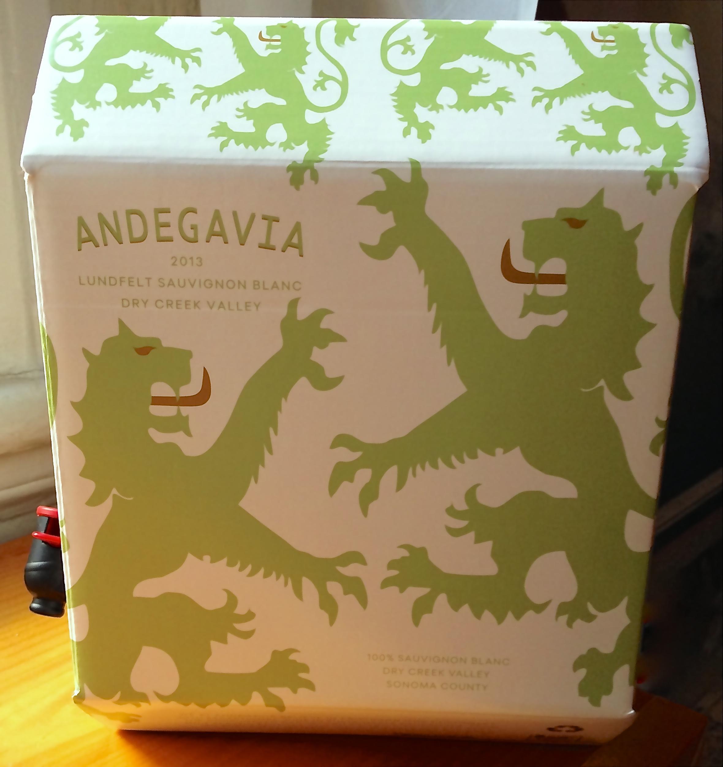 Andegavia Sauvignon Blanc
