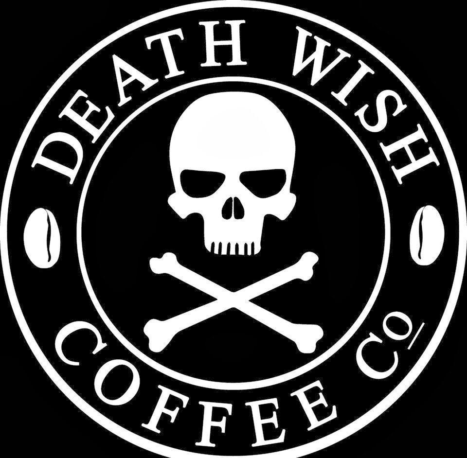 Death Wish Coffee for caffeine addicts