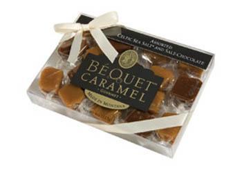 Bequet Caramel, artisan sea salt caramels