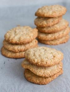 Gluten-Free Christmas Cookies--Buckwheat Nut Bites