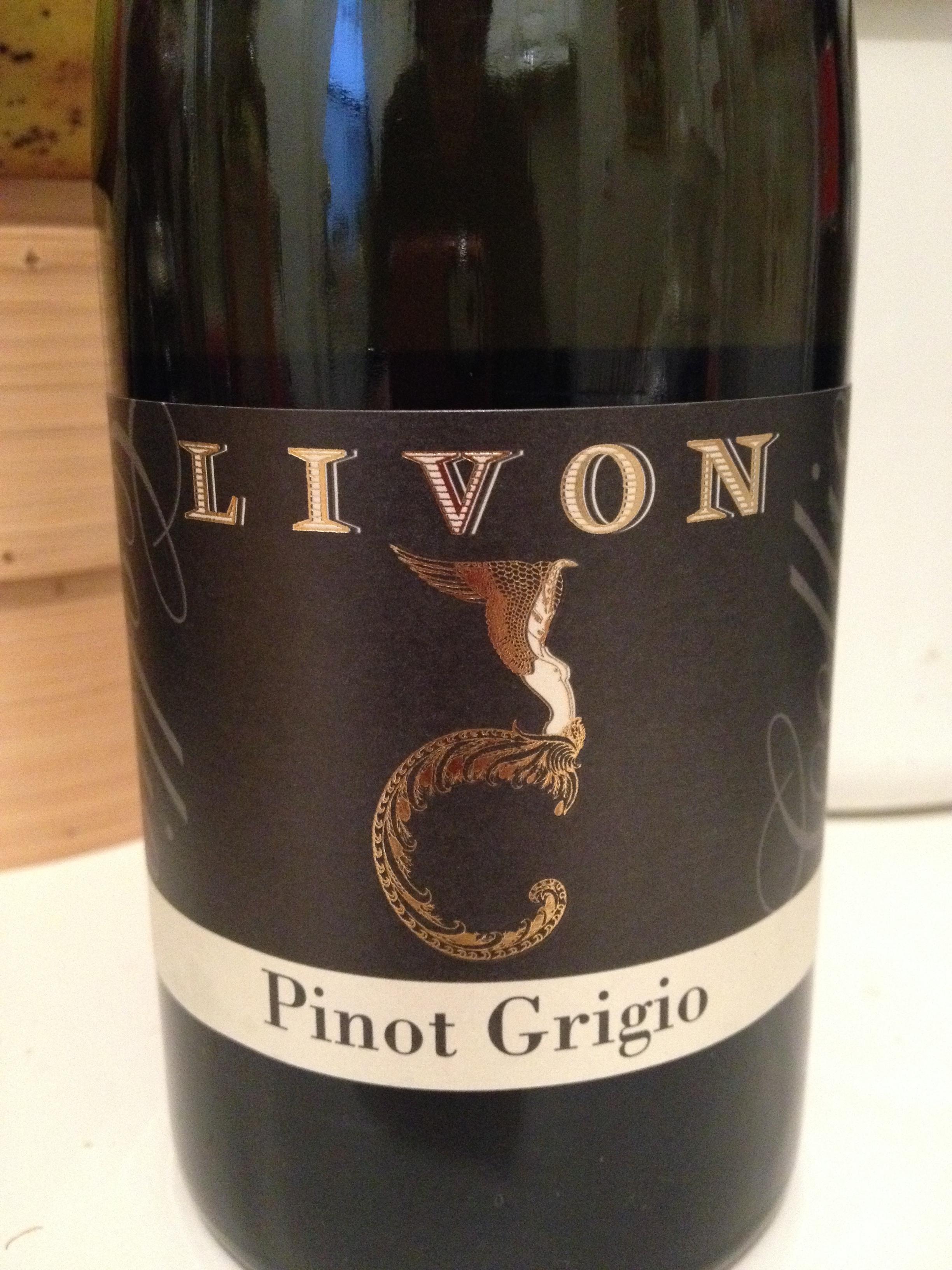 2013 Livon, Pinot Grigio, Friuli-Venezia Giulia, Collio DOC 2