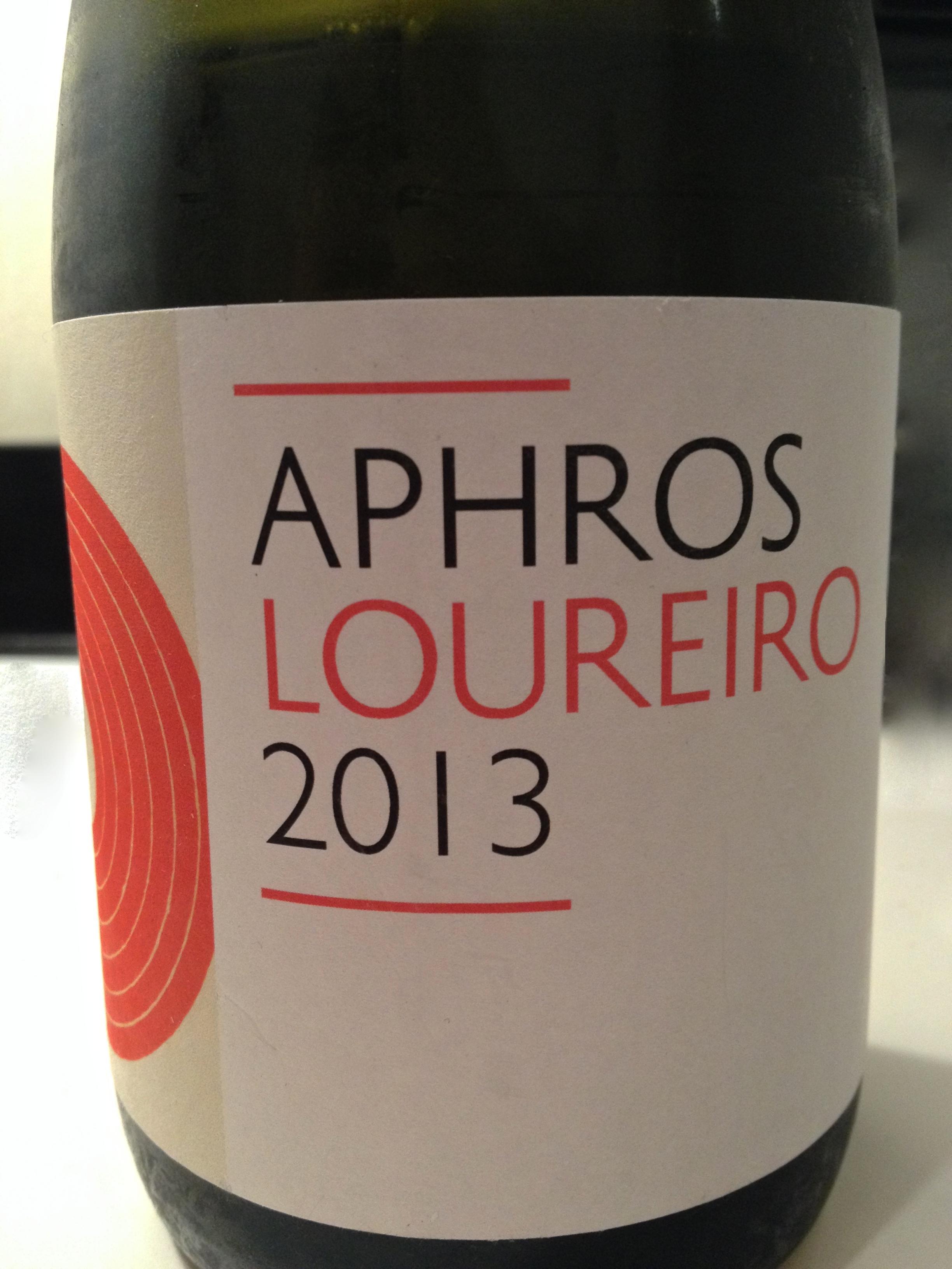 Aphros Loureiro Vinho Verde