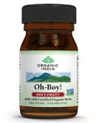 Oh-Boy! Sexual Health Formula