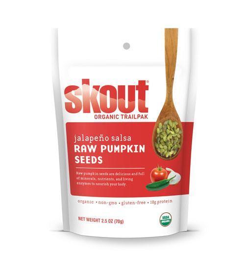 Skout Organics Pumpkin Seeds