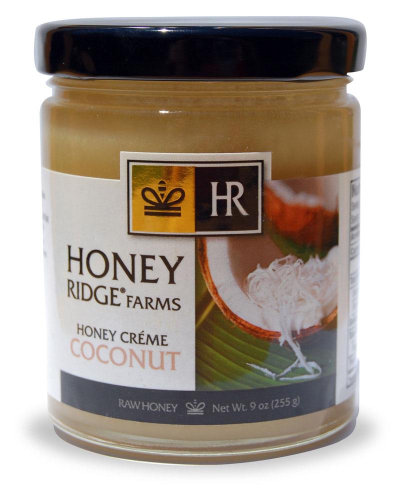 Honey Creme Coconut