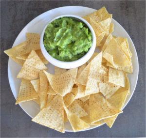 kale guacamole (kaleamole)