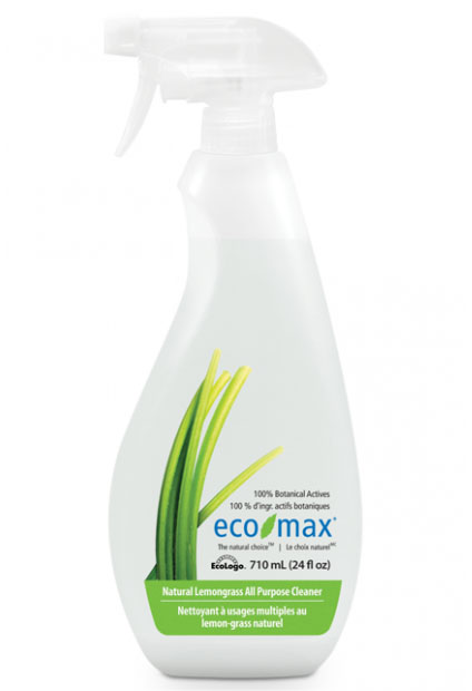 eco-max lemongrass all-purpose cleaner