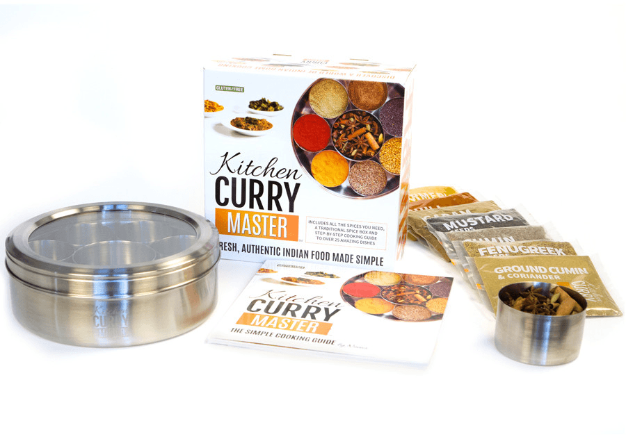 Kitchen Curry Master spice blend