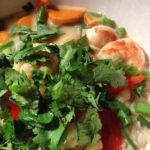 coconut shrimp thai curry recipe