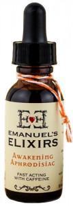 Awakening Aphrodisiac from Emanuel's Elixirs