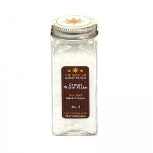 The Spice Lab White Flake Sea Salt