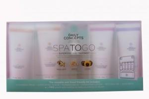 Daily Concepts Superfood At Home Spa Kit