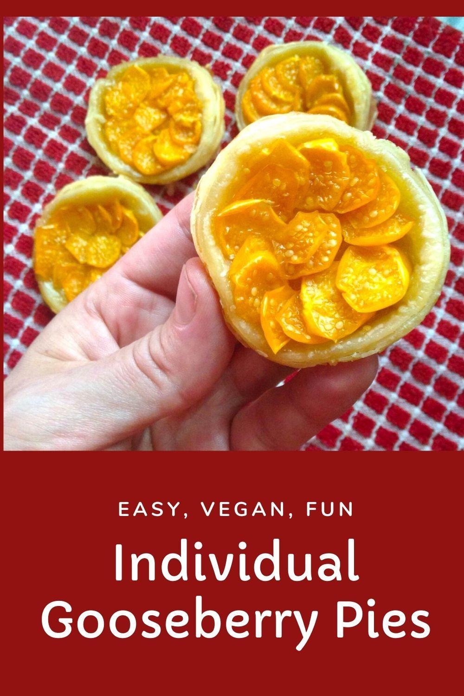 Individual Gooseberry Pie graphic