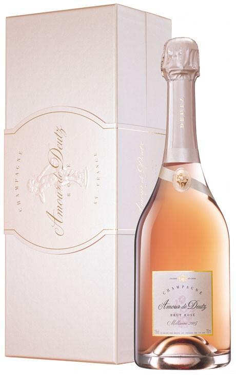 Amour de Deutz Rosé Champagne