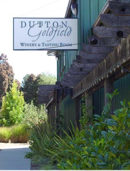 Dutton Goldfield Sushi Pairing