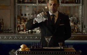 Martini Trolley