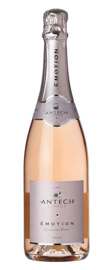 Brut Rose bottle shot to encourage you to try a new wine