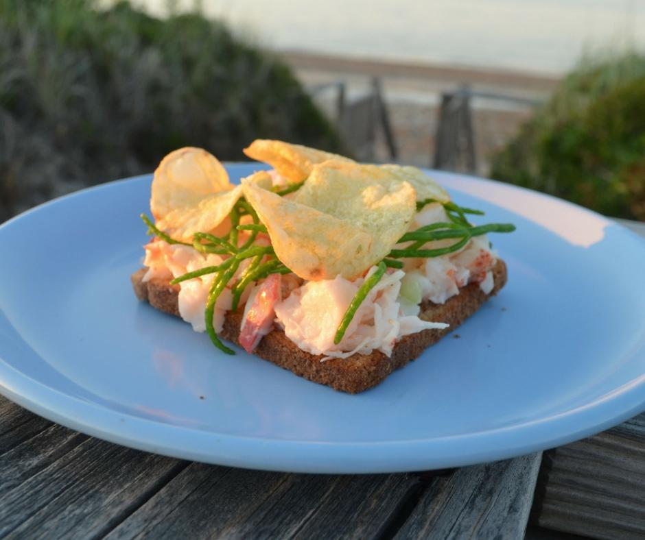 aphrodisiac lobster sandwich
