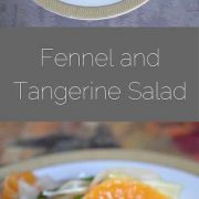 Fennel & Tangerine Salad | EatSomethingSexy.com