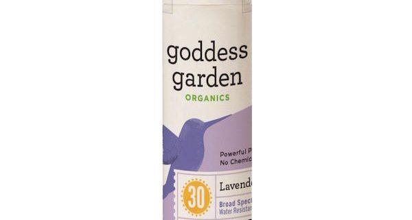 Goddess Garden Lavender Mint Lip Balm