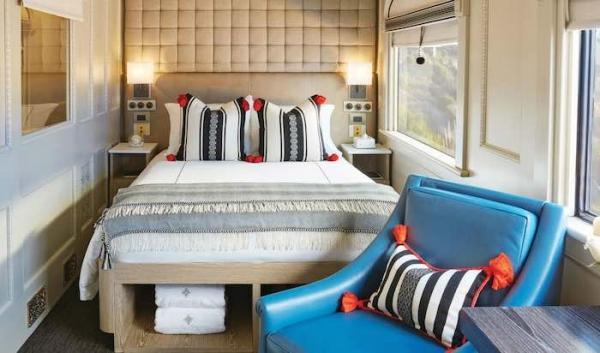 Double Bed Suite on Andean Explorer