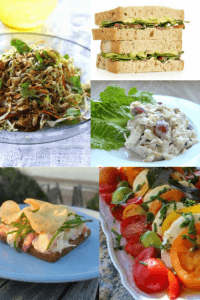 Our top 5 picnic recipes of all time