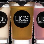 LIQS Cocktail Shots for Easy Entertaining | EatSomethingSexy.com