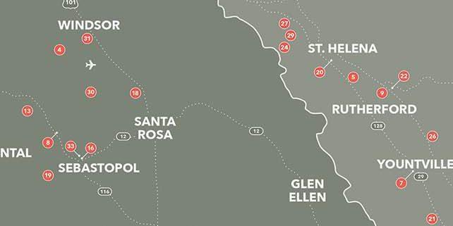 low-alcohol wine tasting map   EatSomethingSexy.com