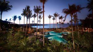 Honeymoon Hawaii at the Four Seasons Lanai