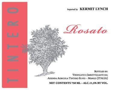 Tintero Rosato - Pink from the Land of Barolo 2
