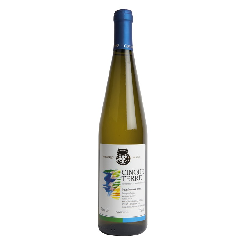 2015 Cantina Cinque Terre Bianco - The Italian Riviera in Your Glass 1