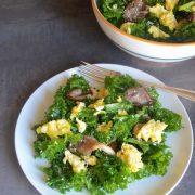 Citrus Massaged Kale Salad Recipe