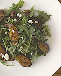 Grilled Fig Salad from The Girl and the Fig | EatSomethingSexy.com