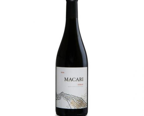 Macari Syrah Red Wine