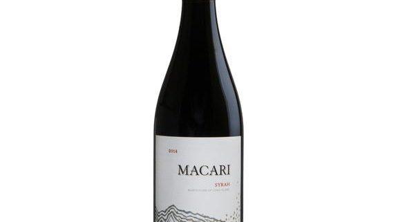 Macari Syrah Red Wine