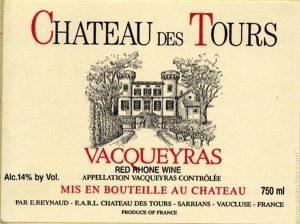 Chateau des Tours--one of the great wines of Vacqueyras | EatSomethingSexy.com