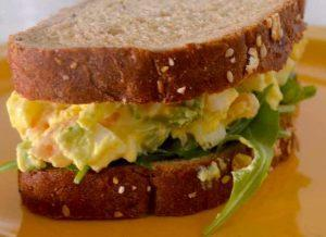 Smoked Salmon Egg Salad--an upgraded variation on a classic 2