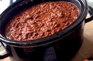 American Wagyu Beef Chili