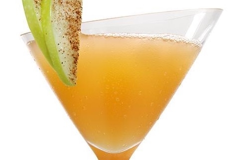 Vodka Apple Pie Cocktail